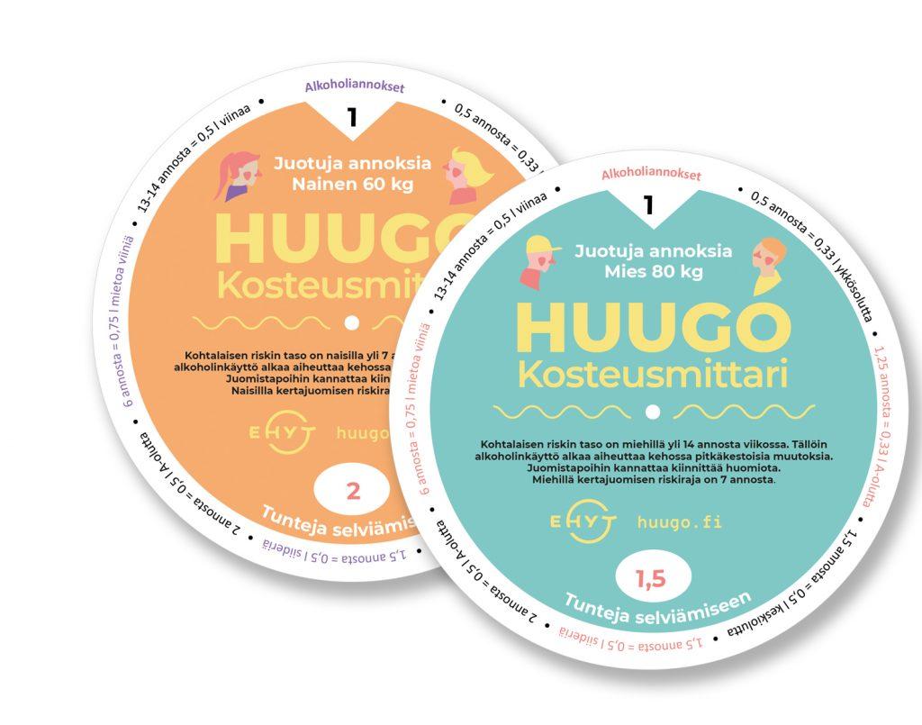 Huugo-kosteusmittari